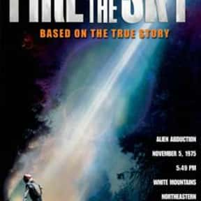 Fire in the Sky is listed (or ranked) 22 on the list The Scariest Sci-Fi Movies Rated R
