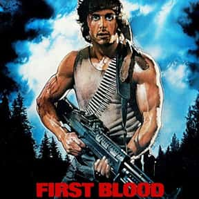 First Blood is listed (or ranked) 18 on the list The Best Movies About PTSD