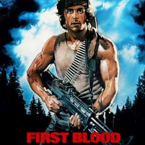 First Blood is listed (or ranked) 1 on the list The Best Sylvester Stallone Movies