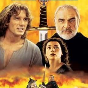 First Knight is listed (or ranked) 22 on the list The Best Movies About Forbidden Love