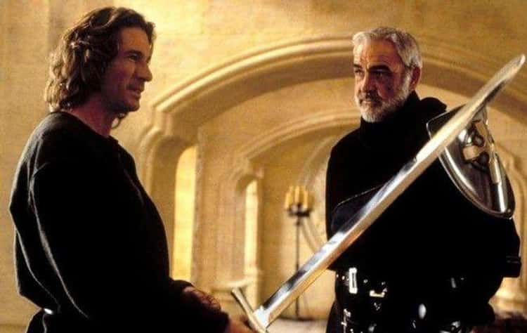 He Made Richard Gere Cry On The Set Of 'First Knight'
