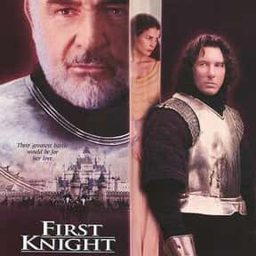 First Knight is listed (or ranked) 17 on the list The Best Knight Movies