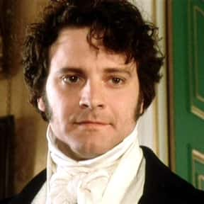 Mr. Darcy is listed (or ranked) 22 on the list The Best Dressed Male TV Characters