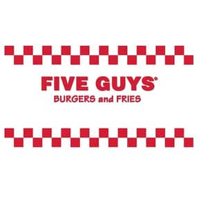 Five Guys is listed (or ranked) 1 on the list The Best Fast Casual Restaurants