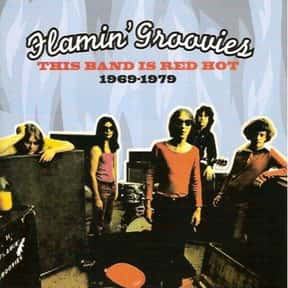 Flamin' Groovies is listed (or ranked) 7 on the list The Best Power Pop Bands/Artists