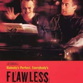 Flawless is listed (or ranked) 19 on the list The Best Cross-Dressing Movies