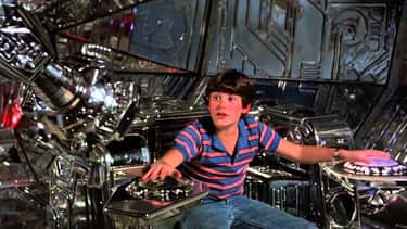 Flight of the Navigator is listed (or ranked) 1 on the list 12 Children's Movies Where Parents Lived Through A Nightmare While Their Kids Had An Adventure