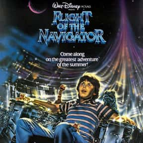 Flight of the Navigator is listed (or ranked) 16 on the list The Best Time Travel Comedies, Ranked