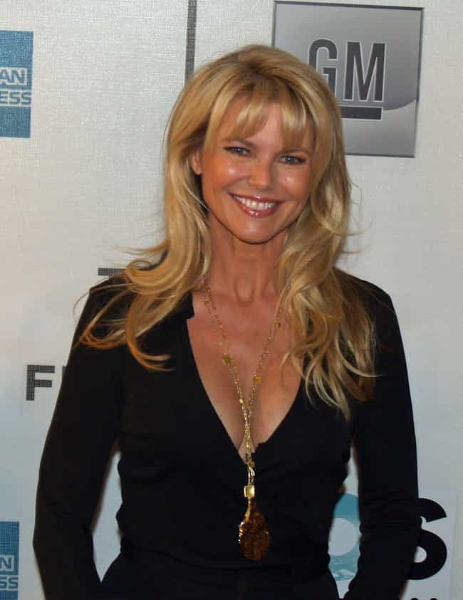 Peter Cook is listed (or ranked) 2 on the list Christie Brinkley's Loves & Hookups