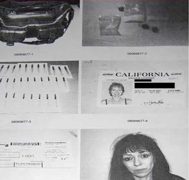 Mackenzie Phillips Drug Bust is listed (or ranked) 3 on the list John Phillips,Chynna Phillips,Mackenzie Phillips,Sex Scandal