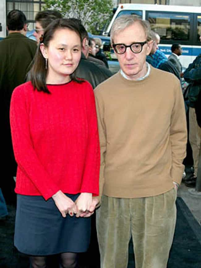 Soon-Yi Previn And Woody Allen is listed (or ranked) 8 on the list Father-Daughter Hollywood Scandals