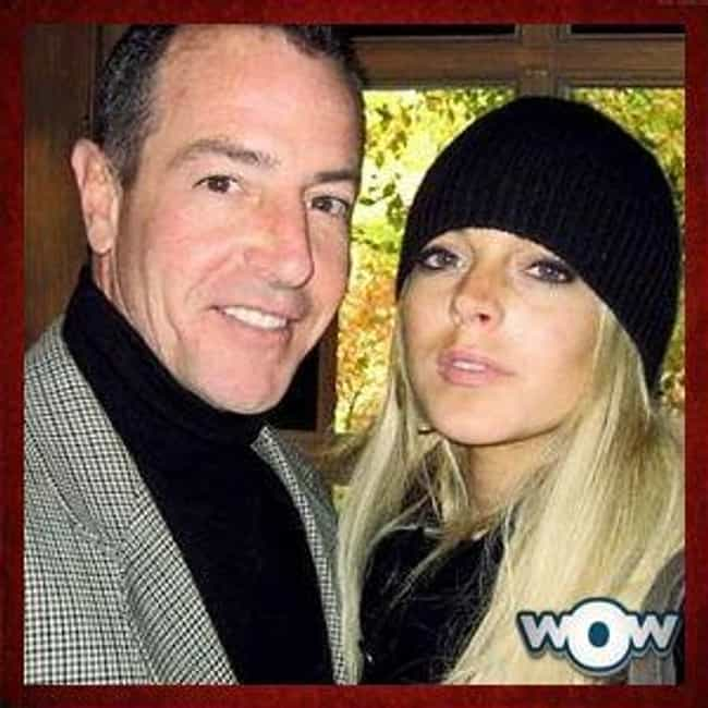 Lindsay Lohan And Michael Loha... is listed (or ranked) 1 on the list Father-Daughter Hollywood Scandals