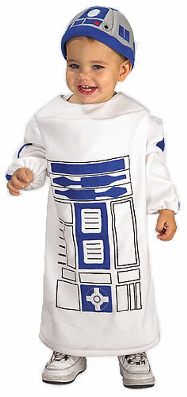 toddler r2d2 is listed or ranked 3 on the list halloween costume ideas - List Of Halloween Costumes Ideas
