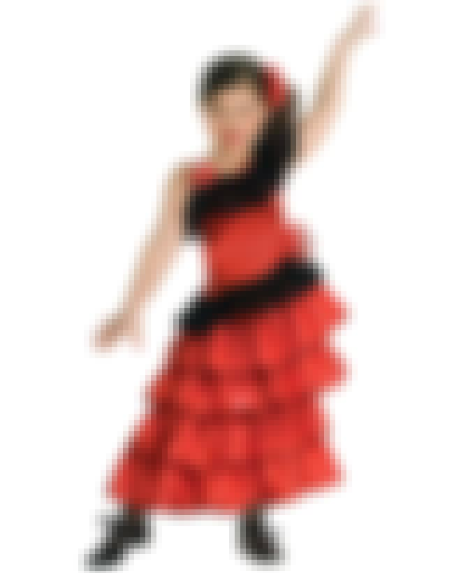 Flamenco dancer is listed (or ranked) 15 on the list Halloween Costumes for Girls | Halloween Costume Ideas