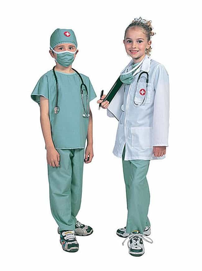 Doctor is listed (or ranked) 8 on the list Halloween Costumes for Girls | Halloween Costume Ideas