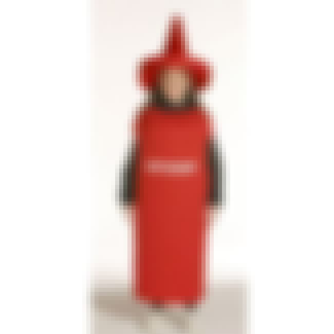 Ketchup Bottle is listed (or ranked) 6 on the list Halloween Costumes for Girls | Halloween Costume Ideas