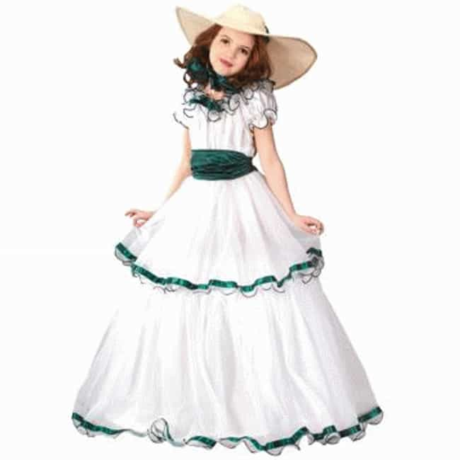 southern belle is listed or ranked 2 on the list halloween costumes for girls - List Of Halloween Costumes Ideas