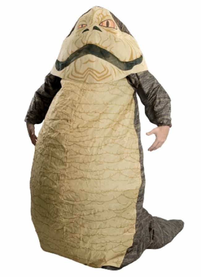 Jabba the Hut is listed (or ranked) 2 on the list The Best Halloween Costumes For Boys | Costumes Ideas