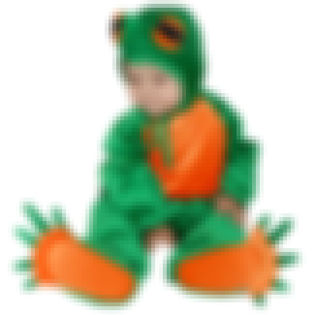 Frog is listed (or ranked) 7 on the list Halloween Costume Ideas, Baby and Toddler Halloween Costumes