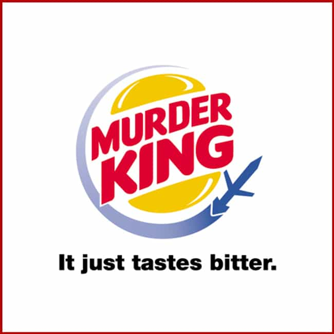 Burger King Ads is listed (or ranked) 2 on the list The Top 10 Reasons PETA is NOT VEGAN