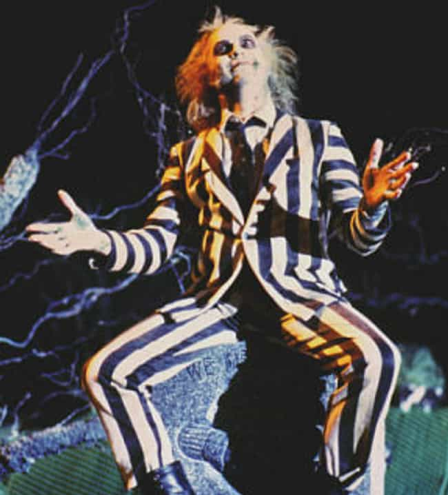 Beetlejuice is listed (or ranked) 4 on the list Uncommon Sexy Halloween Costume Ideas | Sexy Halloween 2010