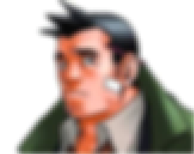 Dick Gumshoe is listed (or ranked) 6 on the list The Top 10 Ace Attorney(Game) Supporting Characters