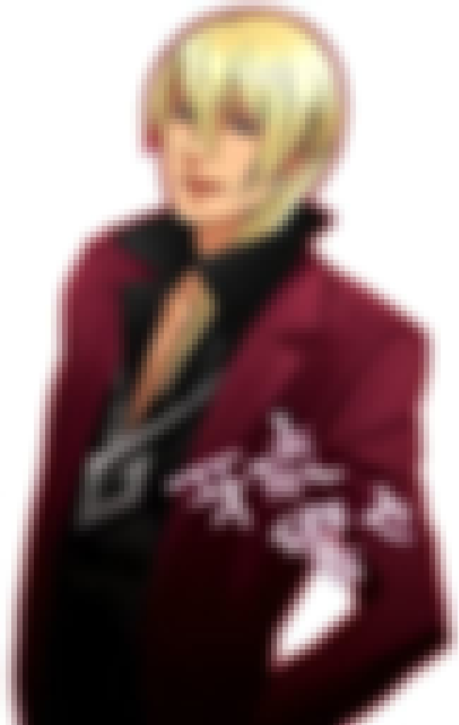 Klavier Gavin is listed (or ranked) 8 on the list The Top 10 Ace Attorney(Game) Supporting Characters