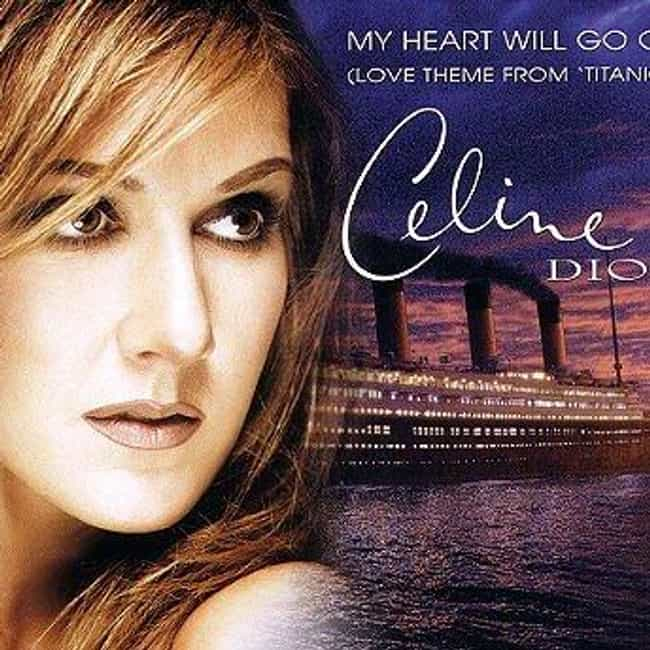 Celine Dion - My Heart W... is listed (or ranked) 1 on the list 21 Most Embarassing Songs Friends Can Find On Your IPod