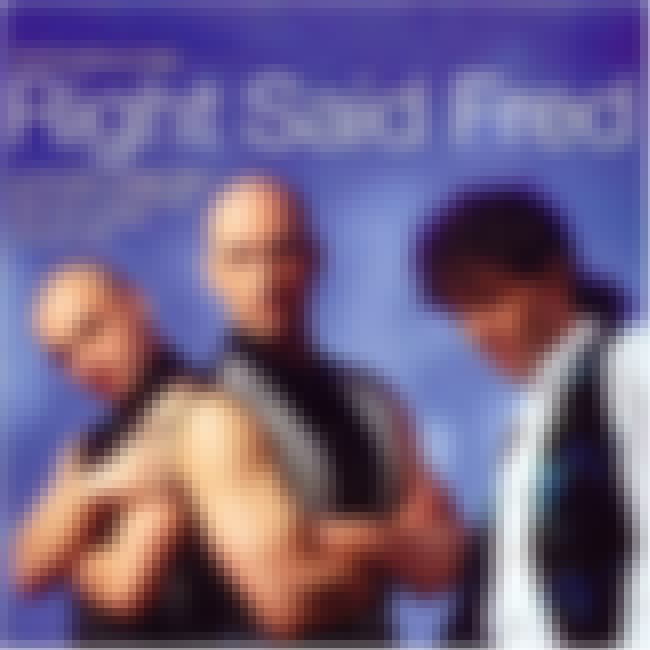 Right Said Fred - I'm Too Sexy is listed (or ranked) 3 on the list 21 Most Embarassing Songs Friends Can Find On Your IPod
