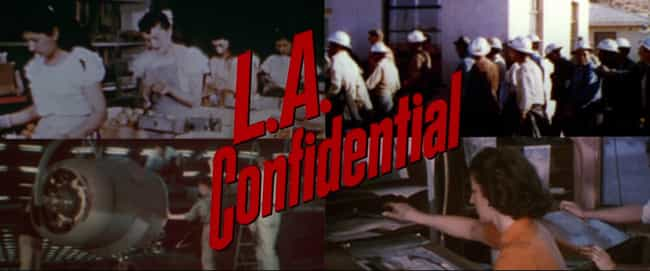 Everyone in LA Confidential is listed (or ranked) 1 on the list The Top 10 Best Movie Anti-Heroes