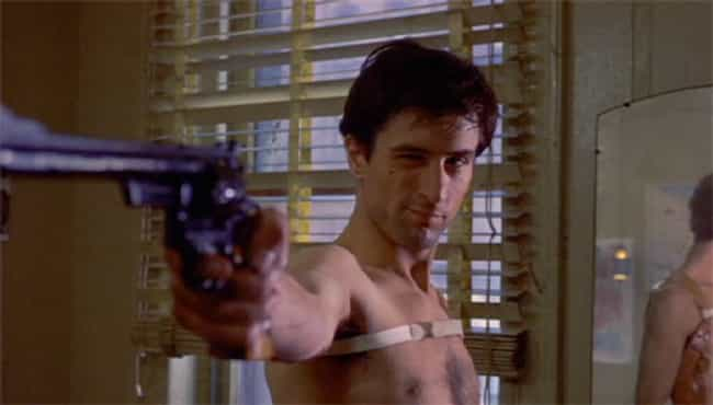 Travis Bickle in Taxi Driver is listed (or ranked) 2 on the list The Top 10 Best Movie Anti-Heroes