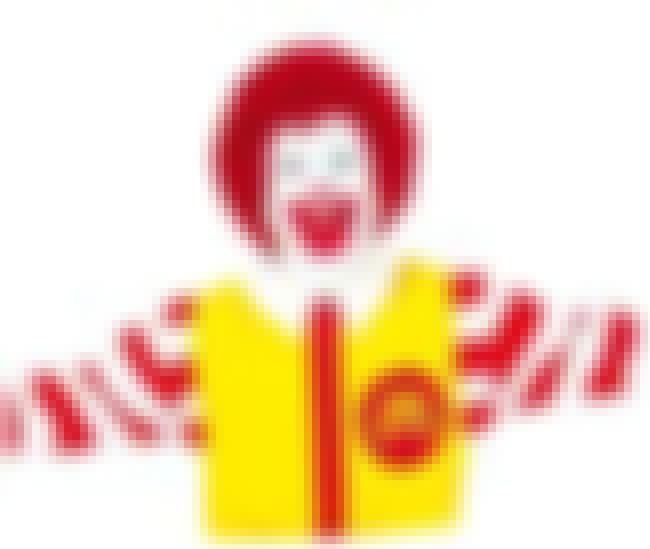 Ronald McDonald (3rd version) is listed (or ranked) 7 on the list Thanksgiving Macy's Parade | Thanksgiving Day Balloons