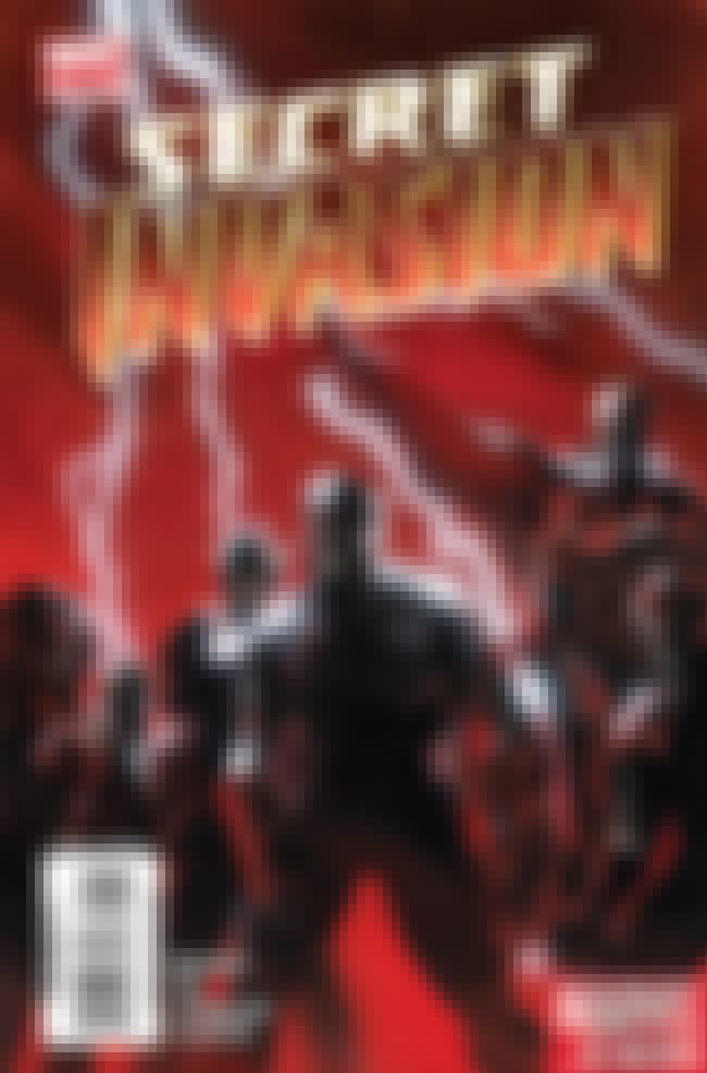Marvel Comics Secret Invasion is listed (or ranked) 4 on the list The Top Ten Most Overrated (And Disappointing) Comic Events