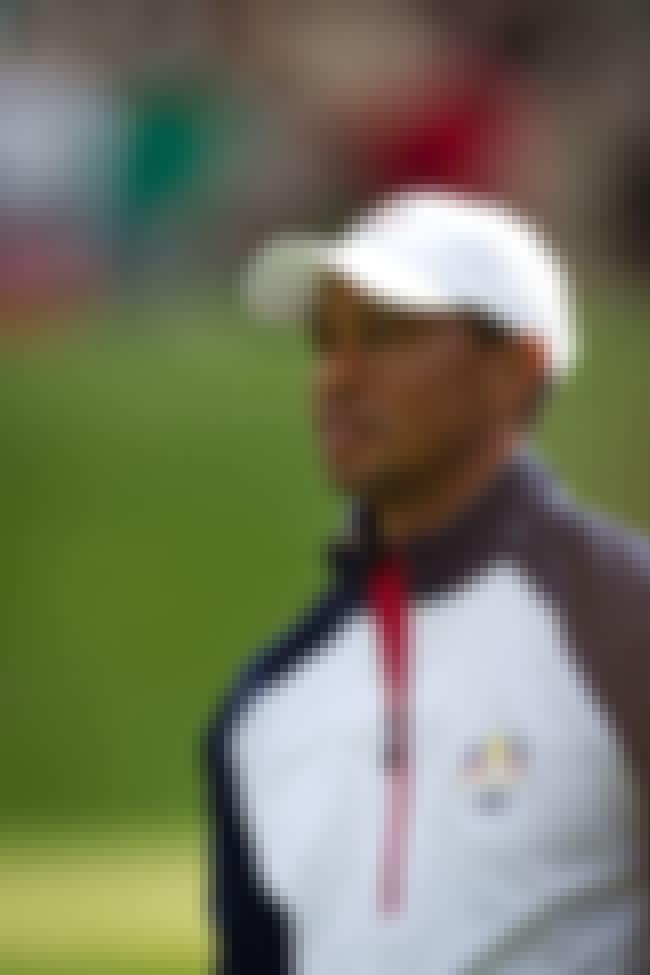Joanna Jagoda is listed (or ranked) 3 on the list Tiger Woods' Loves & Hookups