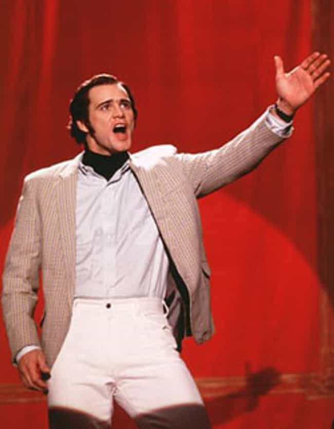 Jim Carrey - Man On the ... is listed (or ranked) 3 on the list 10 Oscar-Worthy Comedy Performances the Academy Ignored