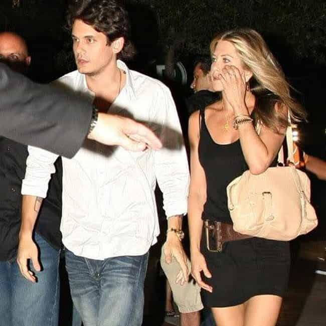 He Dumped Jennifer Anist... is listed (or ranked) 2 on the list Reasons John Mayer is a Douchebag
