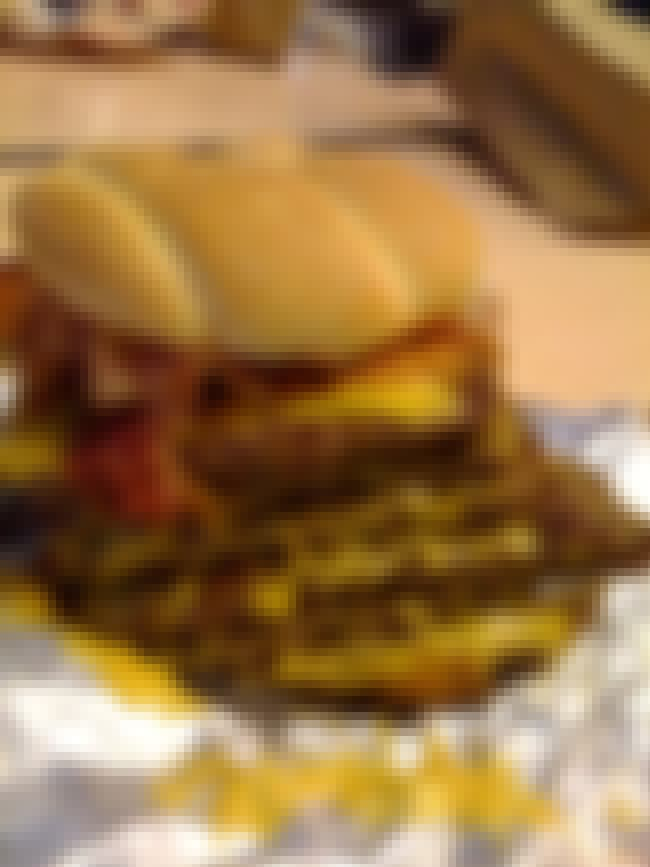 Wendy's Baconator is listed (or ranked) 8 on the list The Craziest Food Abominations of All Time