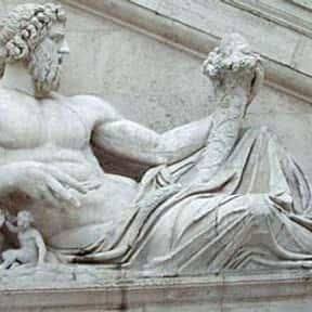 Tiberinus Silvius, ninth Latin king of Rome