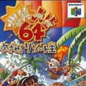 Bakushō Jinsei 64: Mezase! Res... is listed (or ranked) 21 on the list Nintendo 64 Games List