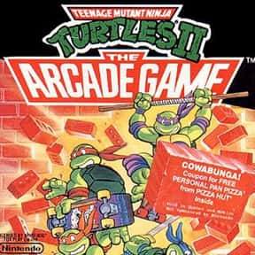 Teenage Mutant Ninja Turtles I is listed (or ranked) 8 on the list Every Single NES Game, Ranked From Best to Worst