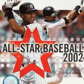 All-star Baseball 2002 is listed (or ranked) 8 on the list List of Gamecube Games