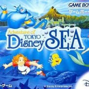 Adventure Of Tokyo Disney Sea is listed (or ranked) 9 on the list Nintendo Game Boy Advance Games