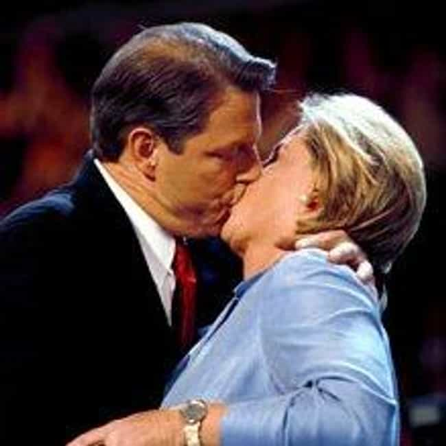 I would have kissed tipper muc... is listed (or ranked) 4 on the list Al Gore-isms: Funny Al Gore Quotes