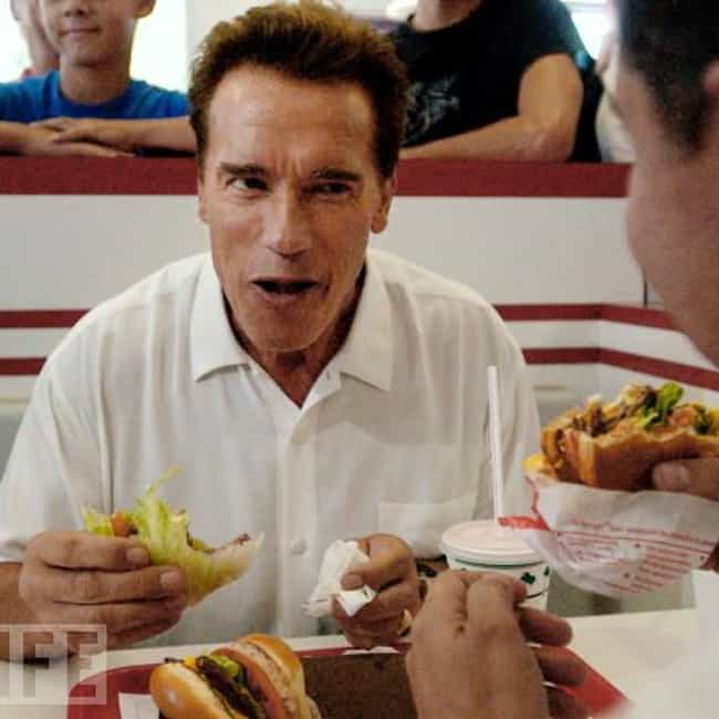 On taxes is listed (or ranked) 4 on the list Arnie-isms: Funny Arnold Schwarzenegger Quotes