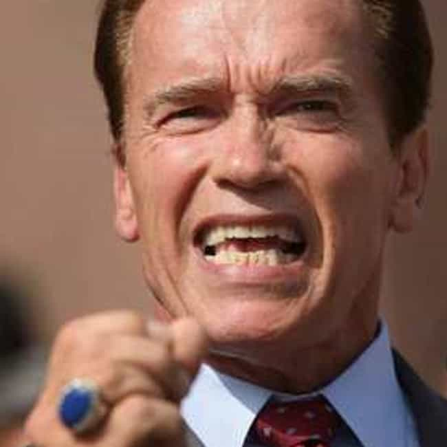 On Gay Marriage is listed (or ranked) 4 on the list Arnie-isms: Funny Arnold Schwarzenegger Quotes