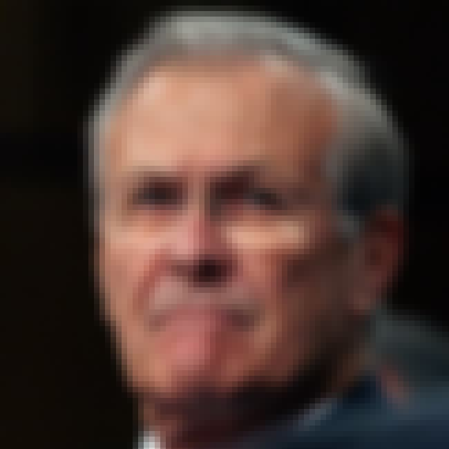 I Believe What I Said is listed (or ranked) 2 on the list Funny Donald Rumsfeld Quotes and Rummy's Gaffes