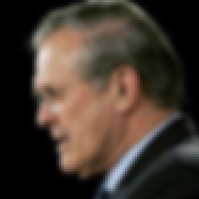 Numbers is listed (or ranked) 8 on the list Funny Donald Rumsfeld Quotes and Rummy's Gaffes