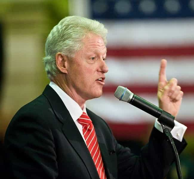 Bill Clinton on Definiti... is listed (or ranked) 2 on the list Funny Bill Clinton Quotes