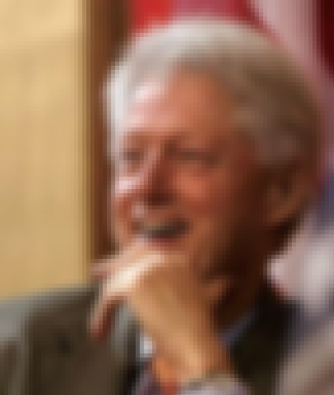 Bill Clinton on Semantics is listed (or ranked) 7 on the list Funny Bill Clinton Quotes