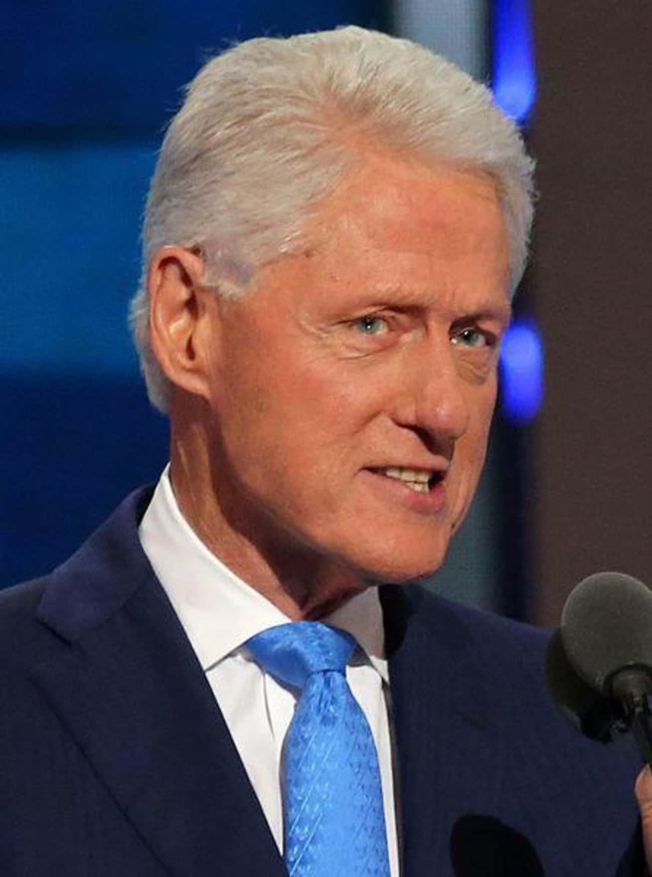 Bill Clinton on an Old Truck is listed (or ranked) 1 on the list Funny Bill Clinton Quotes